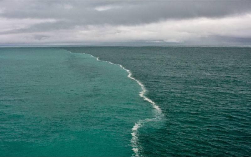 golfo de alaska dos mares