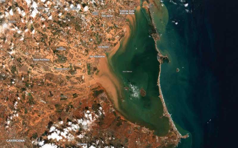 riada mar menor 2019