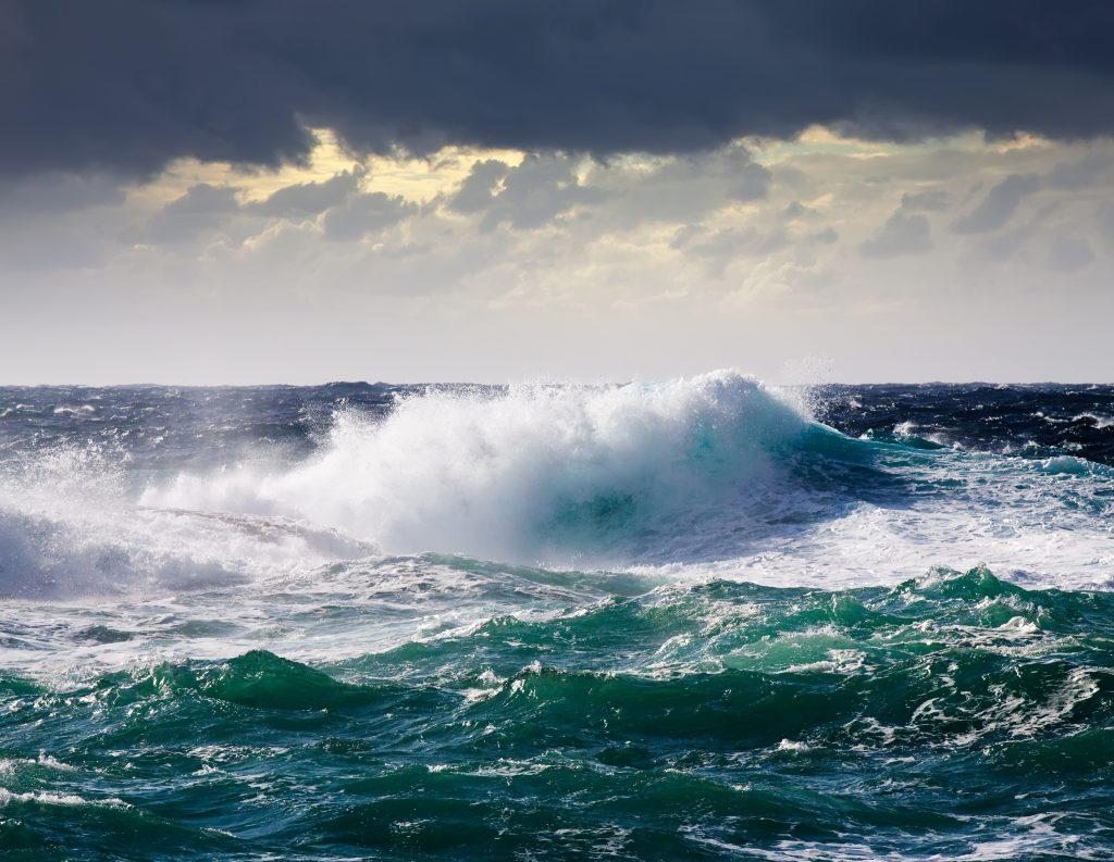 oleaje seguridad en el mar