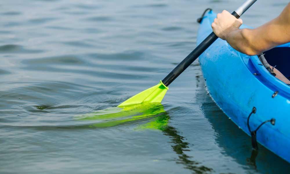 seguridad en el mar con kayaks