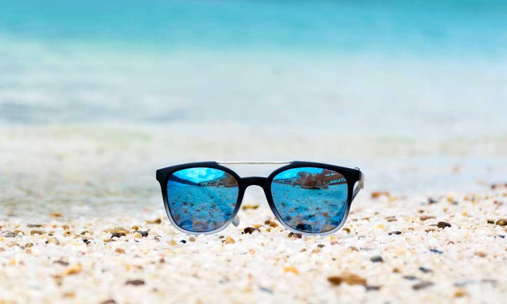 gafas de sol proteger ojos